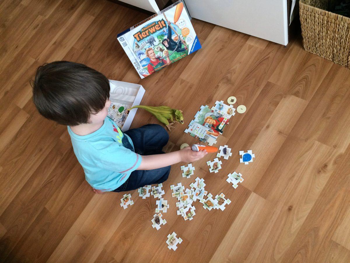 Spiele für Kindergartenkinder